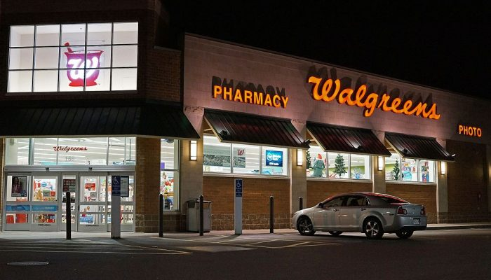 Walgreens pharmacy in Massachusetts. (Photo credit: Anthony92931)